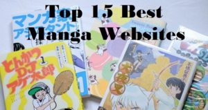 Top 15 manga websites to read Manga books online FREE